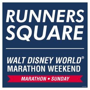 Runners Square | Sunday