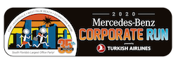 mercedes benz corporate run logo