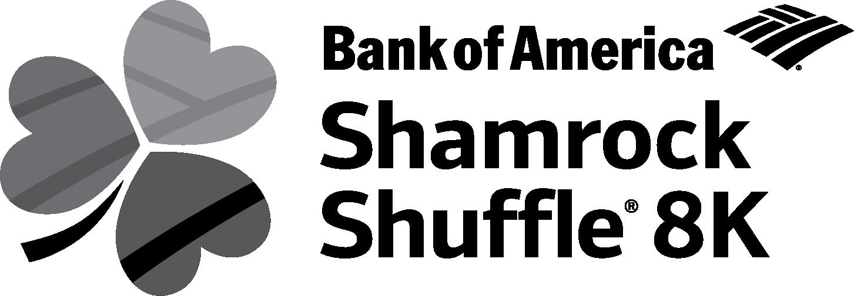 Bank of America Shamrock Shuffle Logo