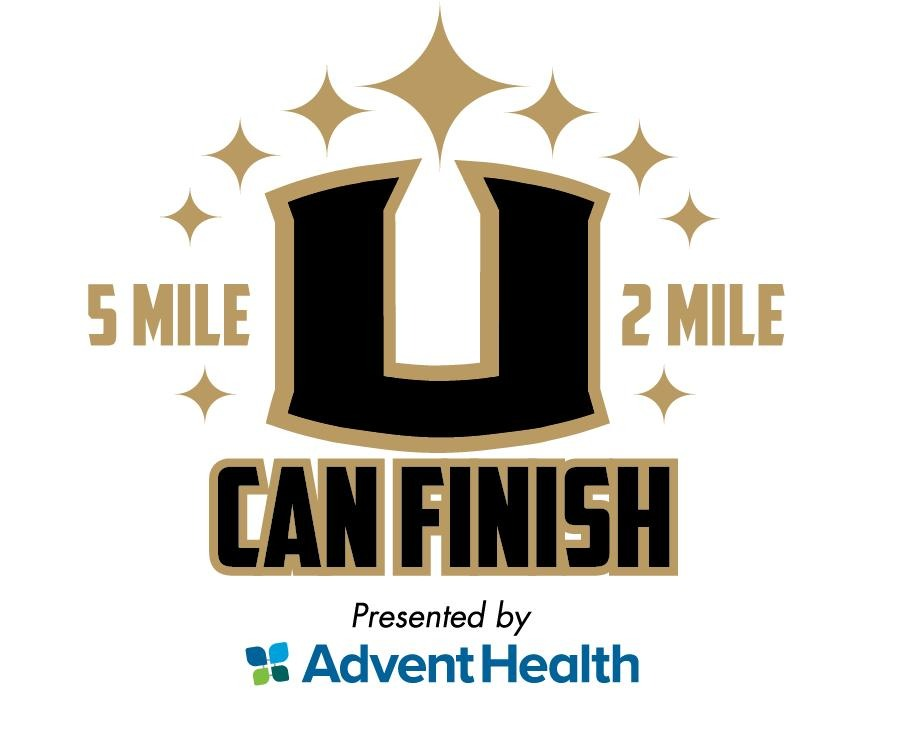 U Can Finish 5 Mile & 2 Mile presented by AdventHealth (Running Series Event #3)
