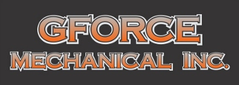 Website for GForce Mechanical Inc.