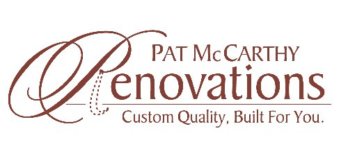 Website for Pat McCarthy Renovations Limited