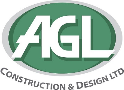 Website for AGL Construction & Design Ltd.