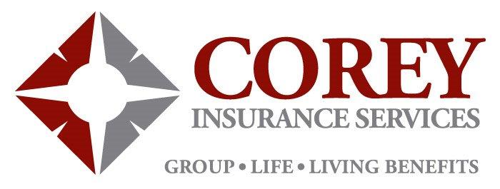 Website for Corey Insurance Inc.