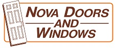 Website for Nova Doors & Windows Ltd.