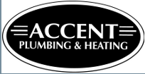 Website for Accent Plumbing & Heating Ltd.