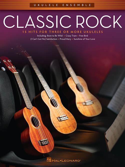 Classic Rock Ukulele Ensemble Hal Leonard Online
