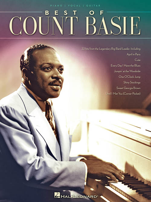 Count Basie Collection Songbook (Artist Transcriptions)