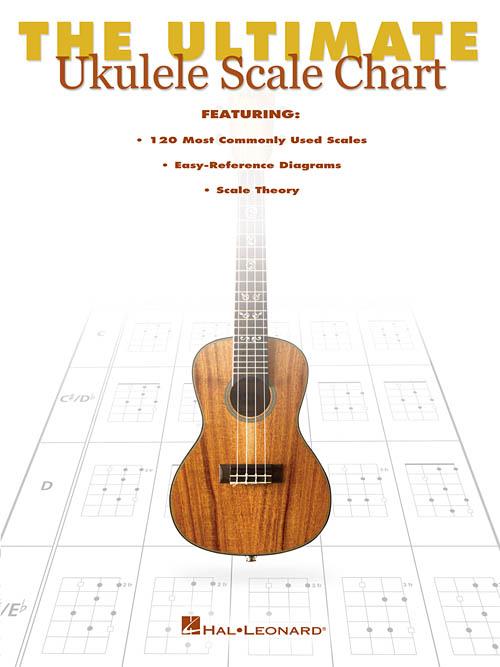 The Ultimate Ukulele Scale Chart Ukulele Hal Leonard Online