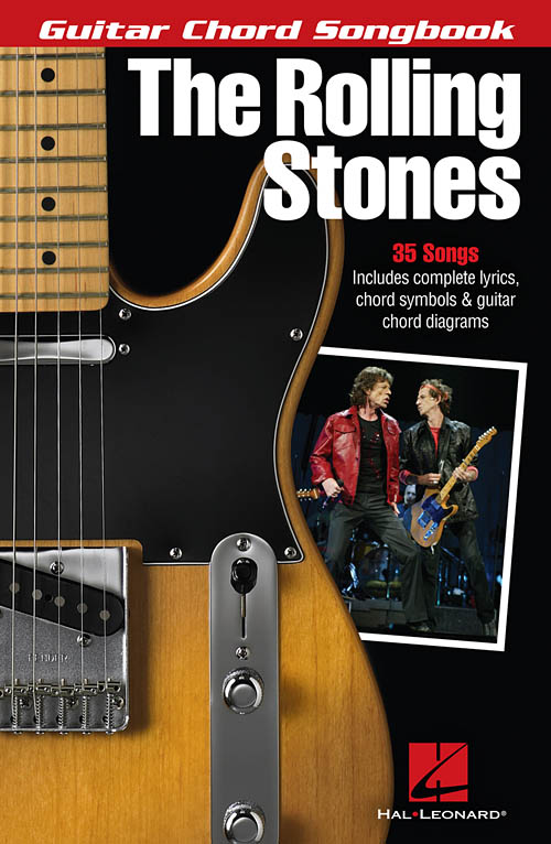 The Rolling Stones Guitar Chord Songbook Guitar Chord Songbook