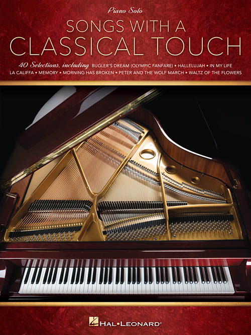 Songs with a Classical Touch, Piano Solo Songbook - Hal Leonard Online