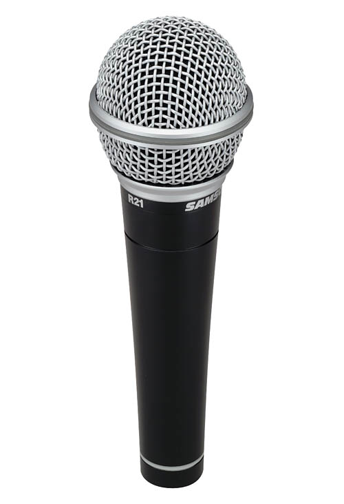 R21 (Dynamic Vocal/Presentation Microphone 3-Pack)