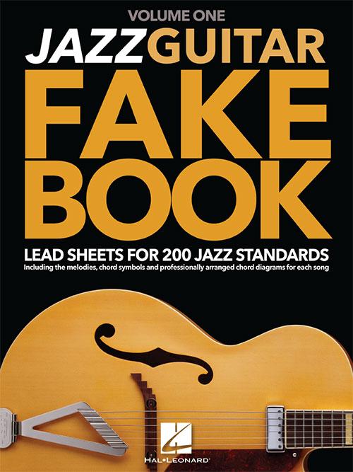 Jazz Guitar Fake Book – Volume 1, Guitar Book - Hal Leonard Online