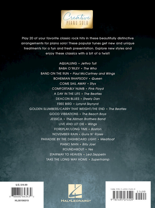 Bohemian Rhapsody & Other Epic Songs Sheet Music (SKU