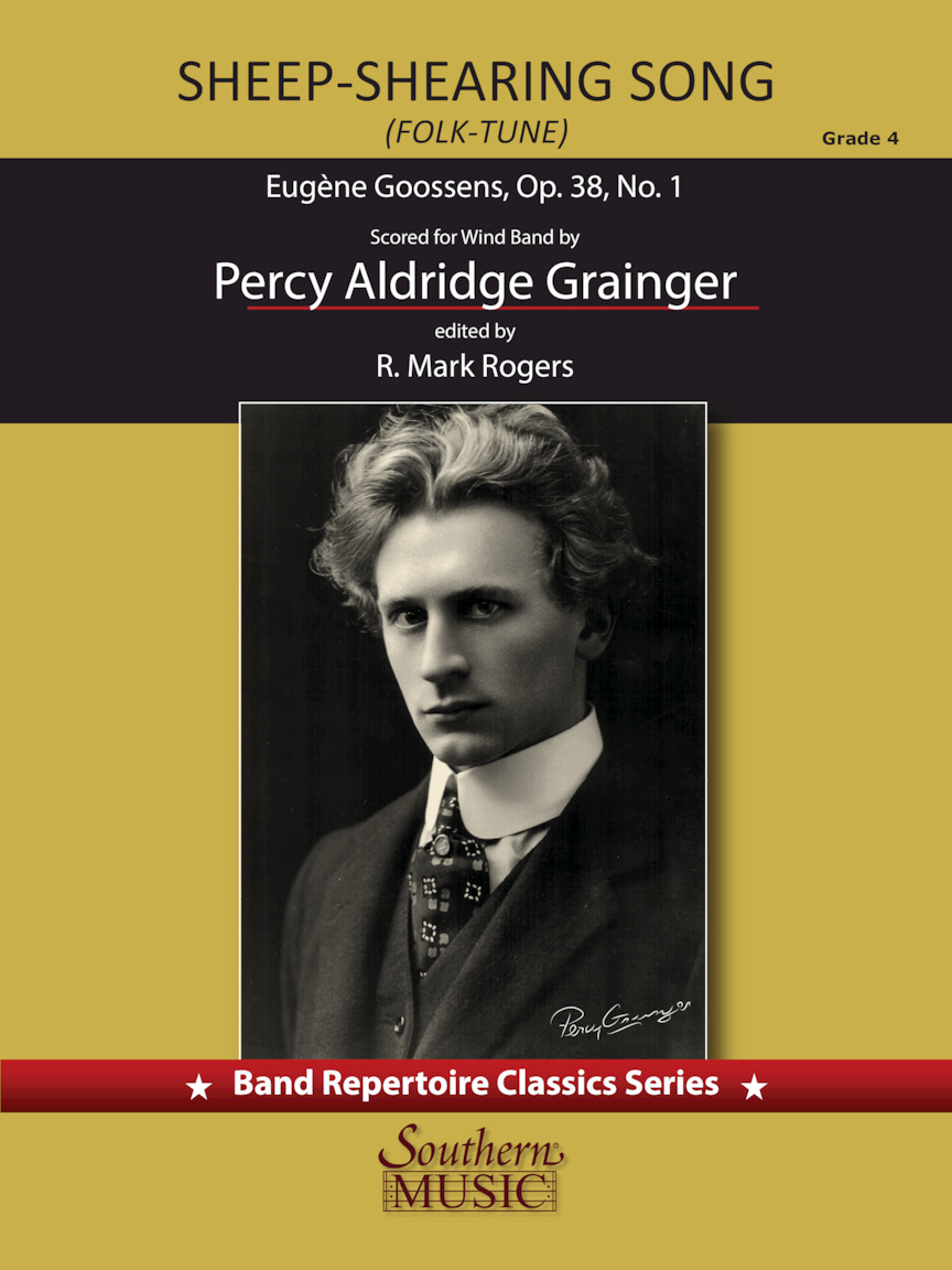 the life and work of george percy aldridge grainger