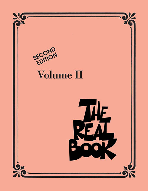 THE REAL BOOK - VOLUME 2 - C Edition na Freenote