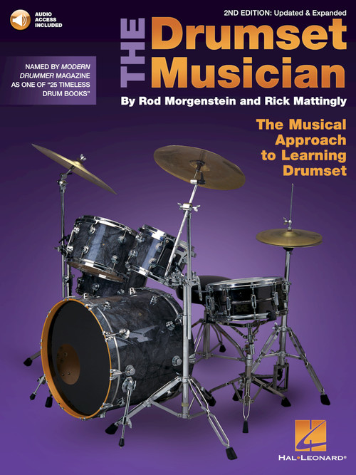 A Closer Look at The Drumset Musician - 2nd Edition