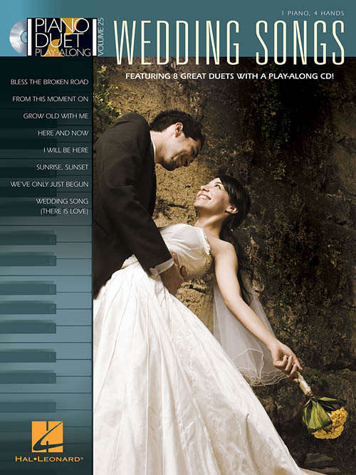 Wedding Songs Enlarge Cover Image