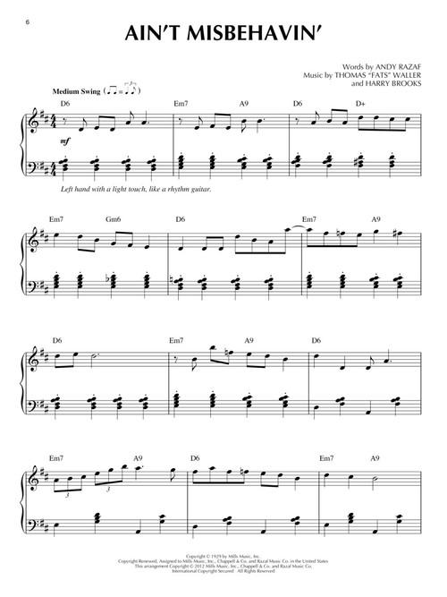 GYPSY JAZZ - Jazz Piano Solos Series Volume 20 na Freenote