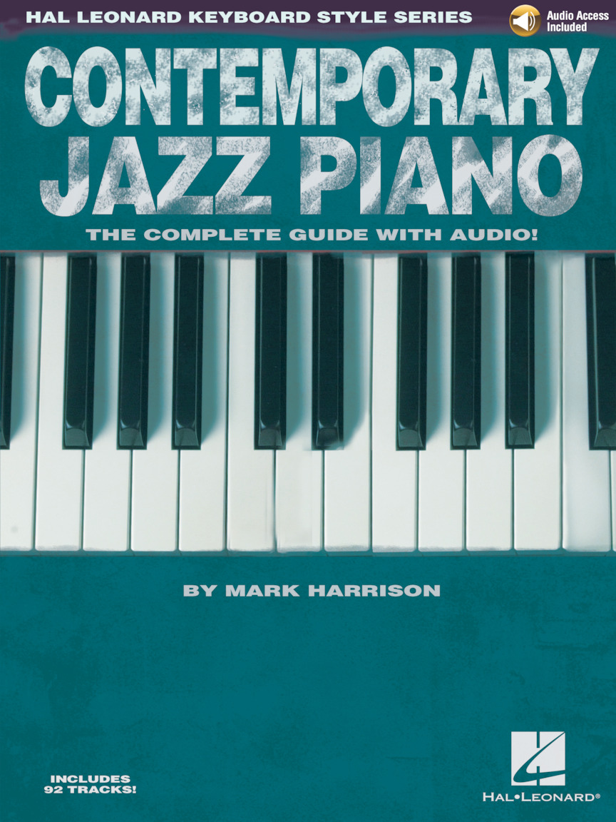 Intro to jazz piano mark harrison na freenote contemporary jazz piano mark harrison keyboard style series fandeluxe Images