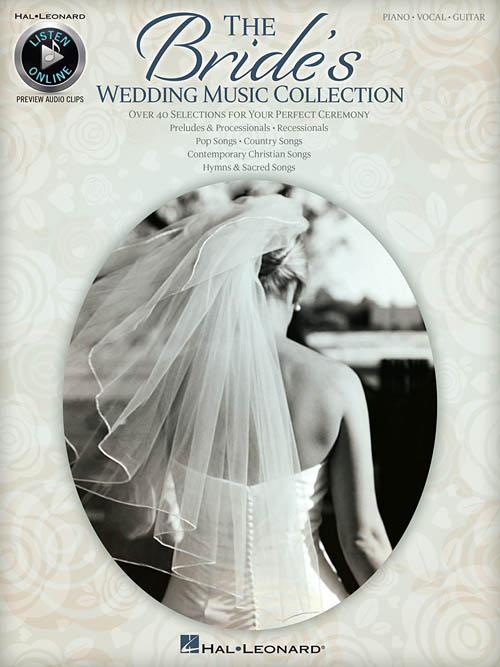 The Brides Wedding Music Collection Enlarge Cover Image