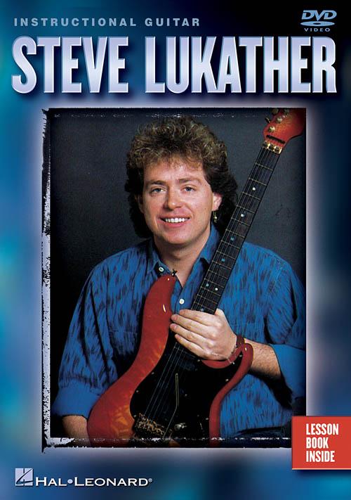 Steve Lukather Instructionalguitardvd Hal Leonard Online