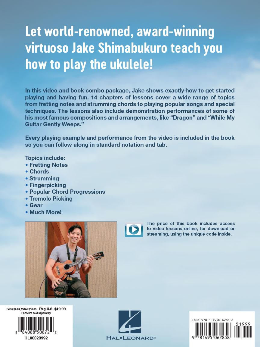 Jake Shimabukuro Teaches Ukulele Lessons Andys Music