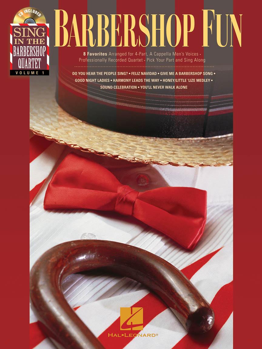 Barbershop Fun - Sing in the Barbershop Quartet, Volume 1