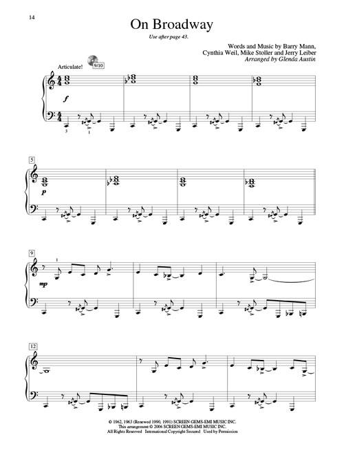 Popular Piano Solos Fourth Grade Sheet Music by John Thompson's Mode (SKU:  00416694) - Stanton's Sheet Music