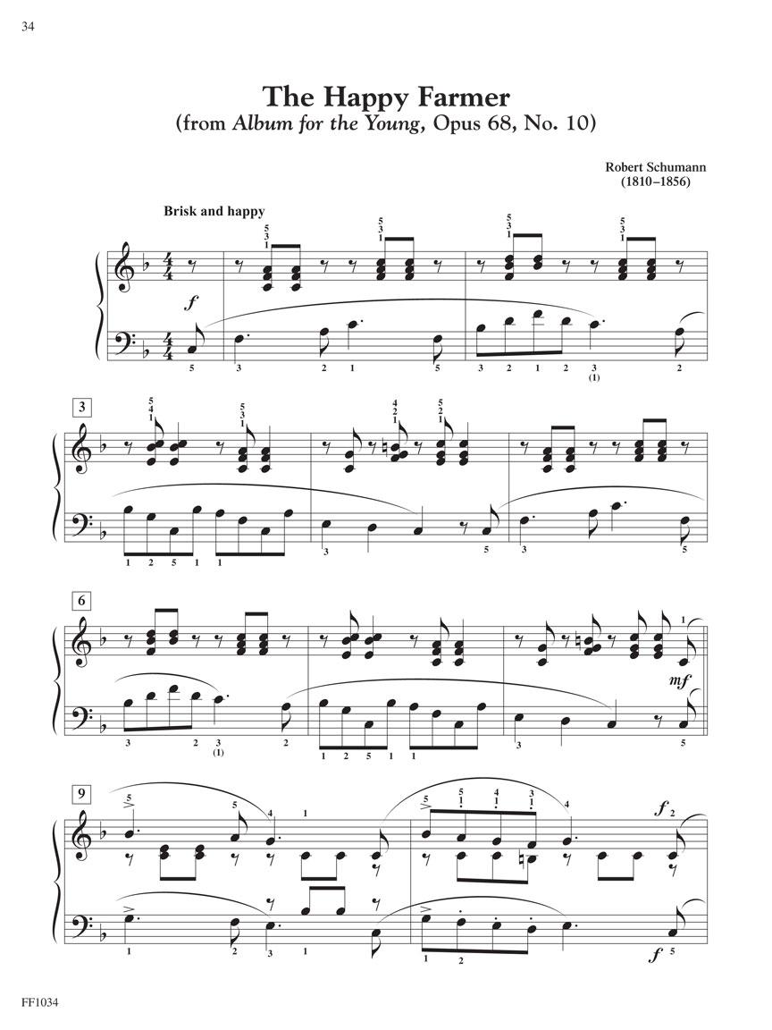 piano literature