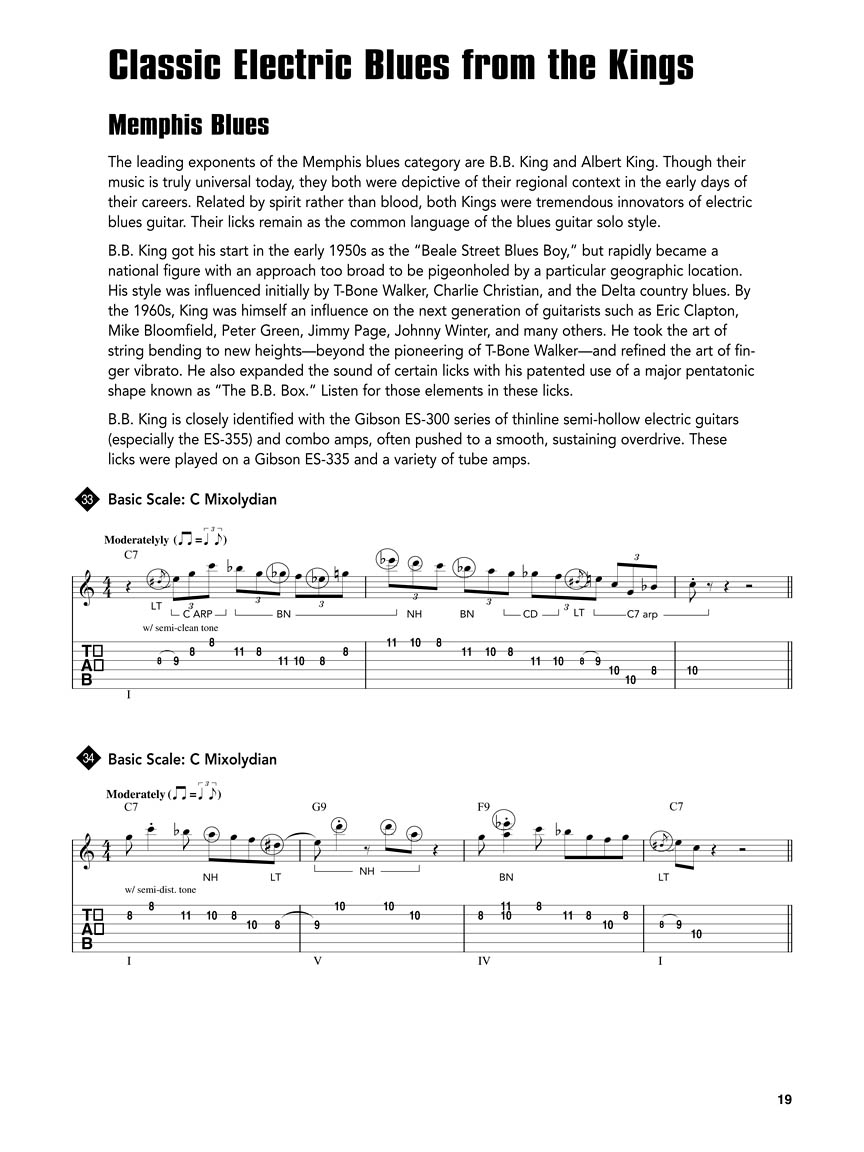 101 Must-Know Blues Licks (Guitar Tab) : by Wolf Marshall : Book/Online  Audio : # 695318