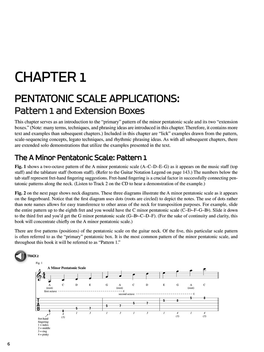 Connecting Pentatonic Patterns: The Essential Guide for ...
