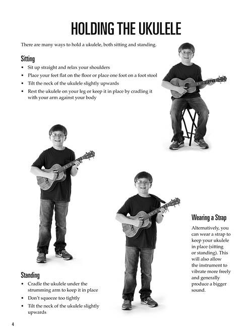 Ukulele for Kids – Ukulele Method - Taylors Music Chester County
