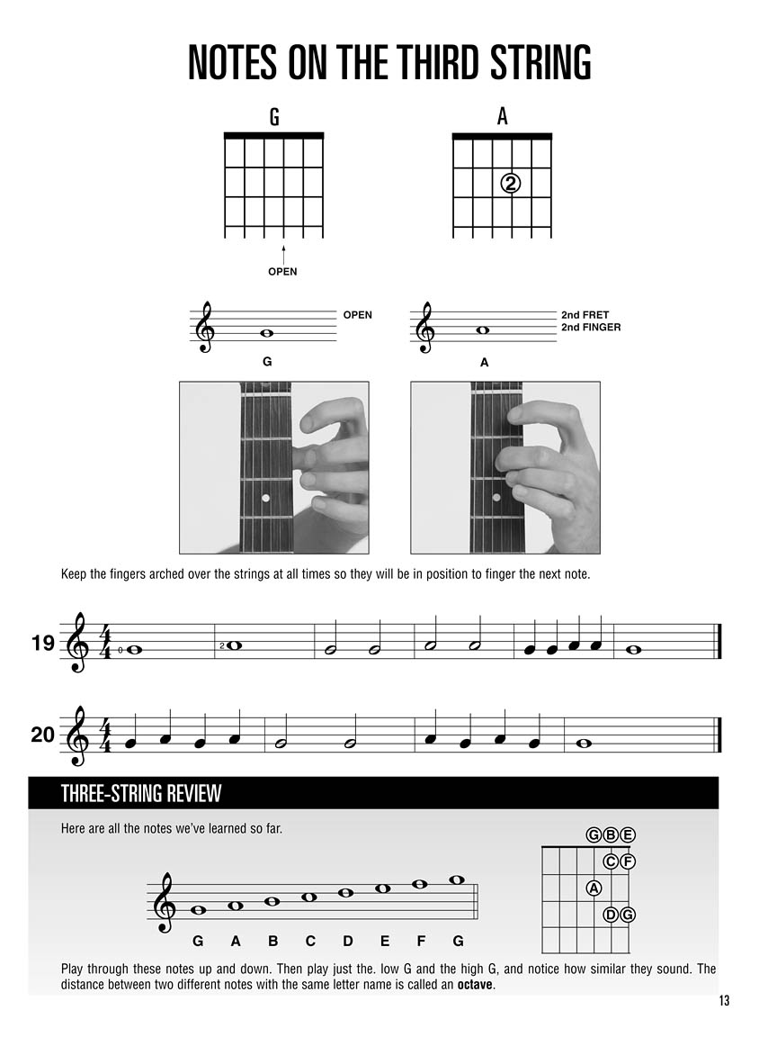 hal leonard guitar method second edition complete edition books 1 2 and 3 bound together. Black Bedroom Furniture Sets. Home Design Ideas