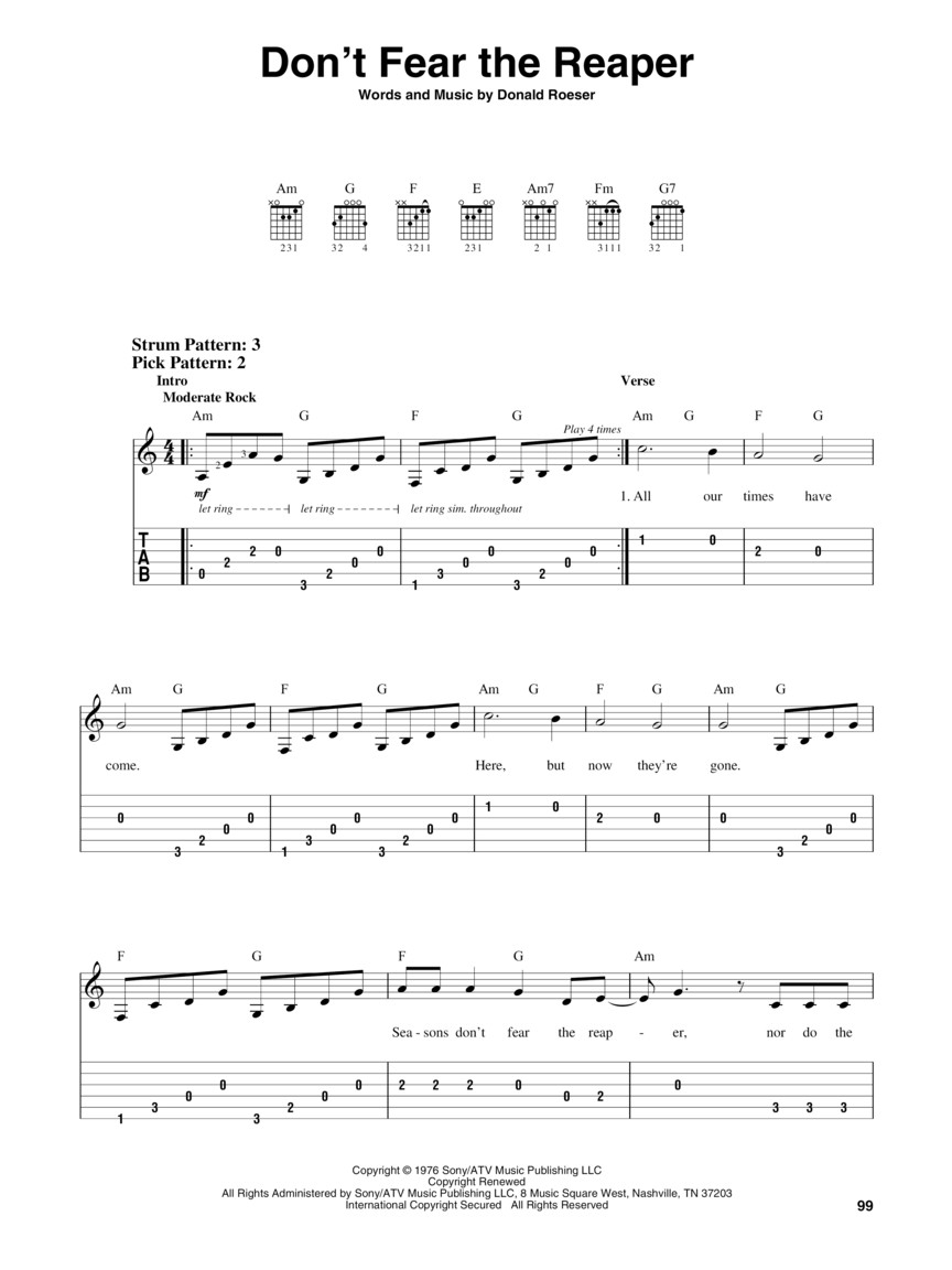 vh1 39 s 100 greatest hard rock songs guitar tab easy guitar with notes tab 702255. Black Bedroom Furniture Sets. Home Design Ideas