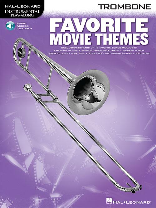 favorite movie themes instrumental playalong hal