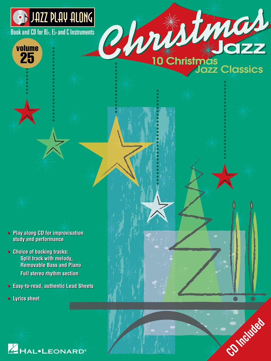 Christmas Jazz - Jazz Play Along Volume 25 | Northwest Music