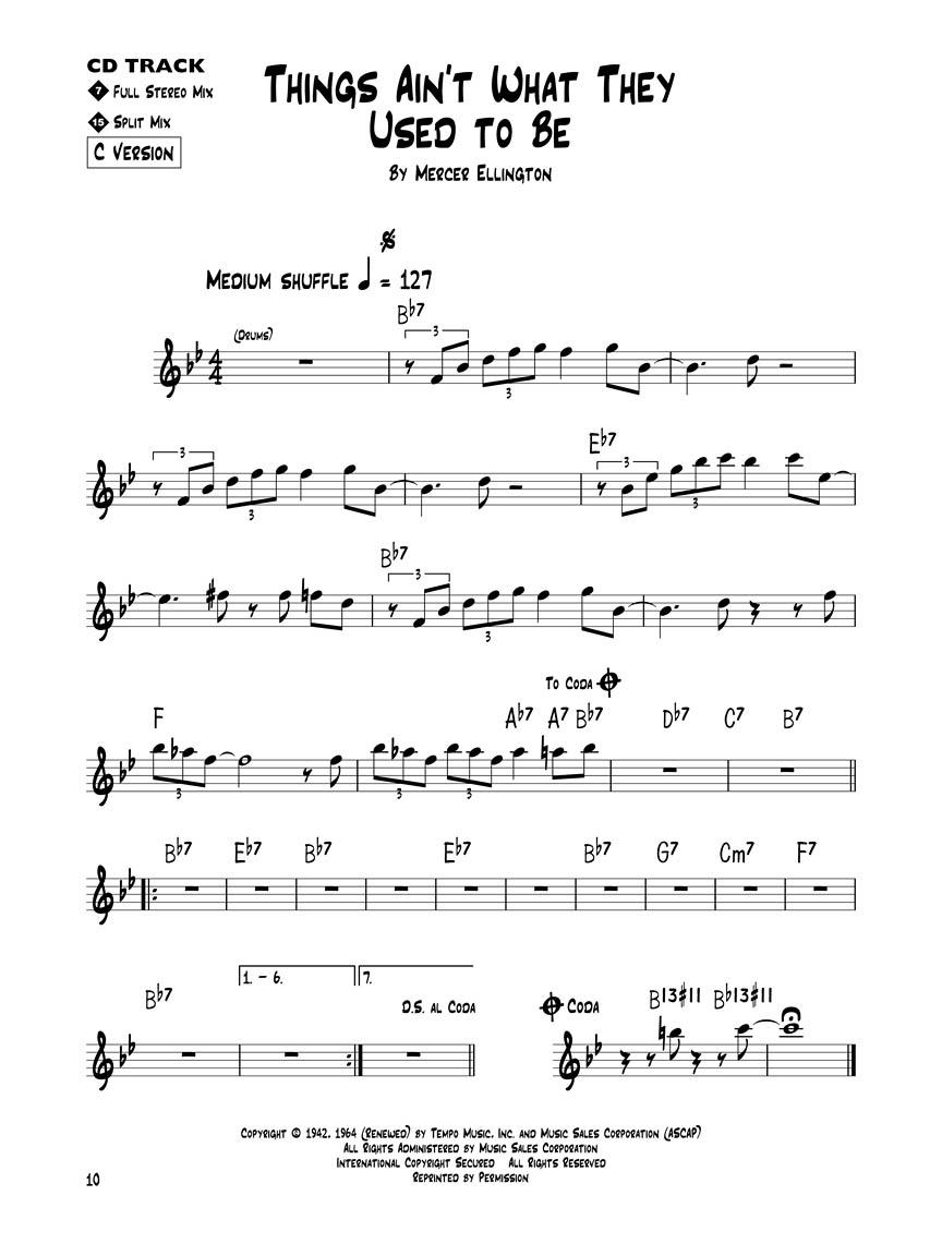 Jazz Blues - Blues Play-Along Volume 6 | Northwest Music