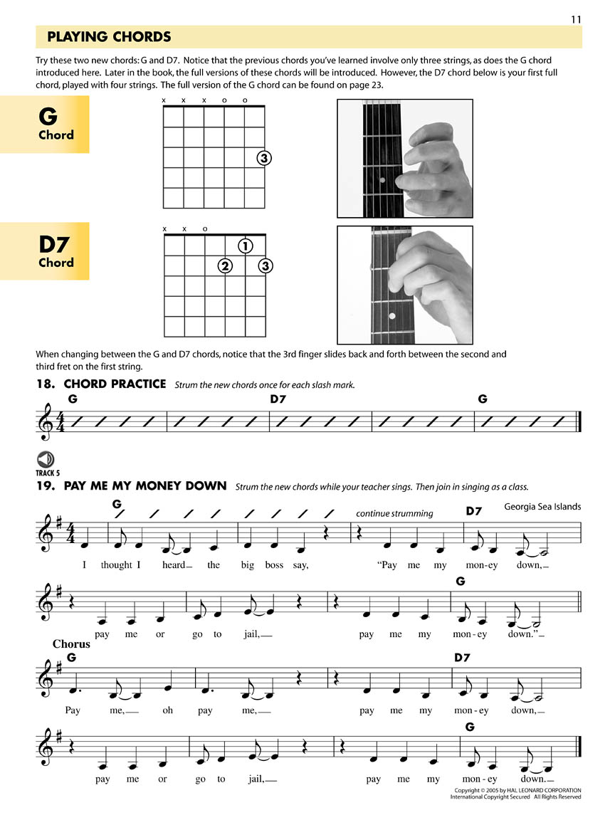 Essential Elements For Guitar Book 1 Andys Music