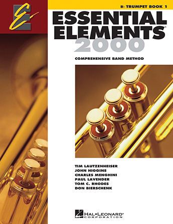 Essential Elements 2000, Book 1 For Bb Trumpet (Book Only)
