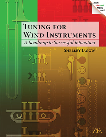 Tuning for Wind Instruments: A Roadmap to Successful Intonation - Fingering Charts - Clarinet