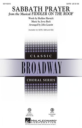 Sabbath Prayer (from Fiddler On The Roof)