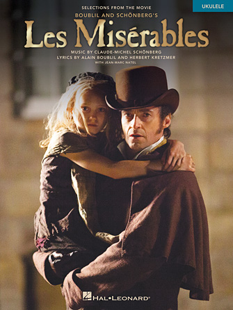 Les Miserables Ukulele Movie Pack featuring Suddenly