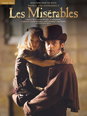 Les Miserables Piano Solo Movie Pack featuring Suddenly