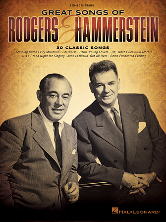 Image result for rodgers and hammerstein musicals