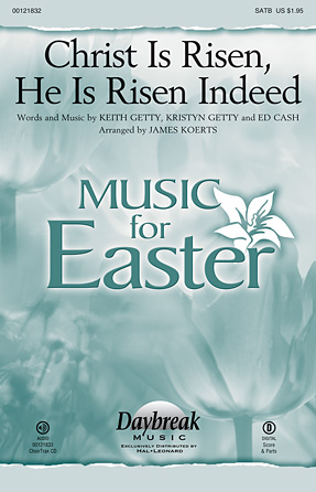 Christ Is Risen, He Is Risen Indeed - Full Score