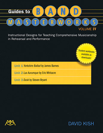 Guides to Band Masterworks, Vol. 4 - Student Workbook - Dusk