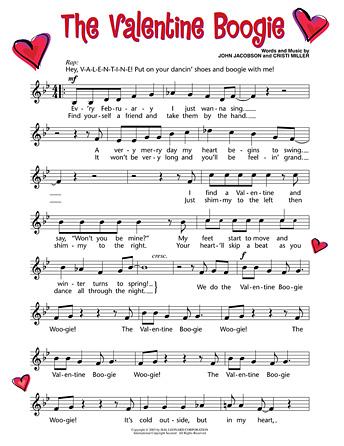 The Valentine Boogie