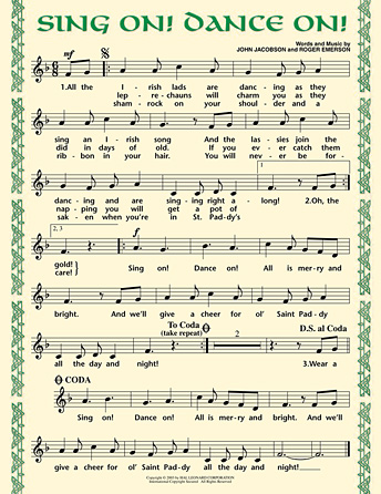 Sing On! Dance On!