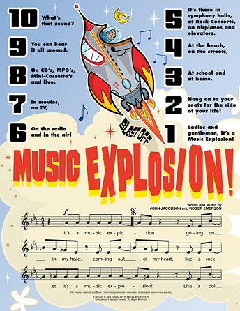 Music Explosion!